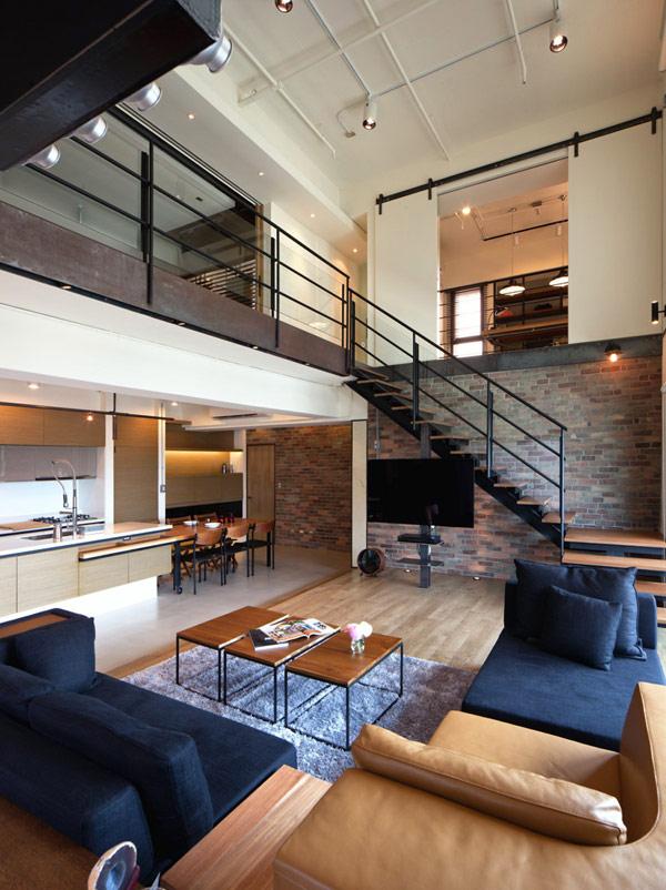 Inspiration pour un intérieur contemporain - Red Banana Studio ...