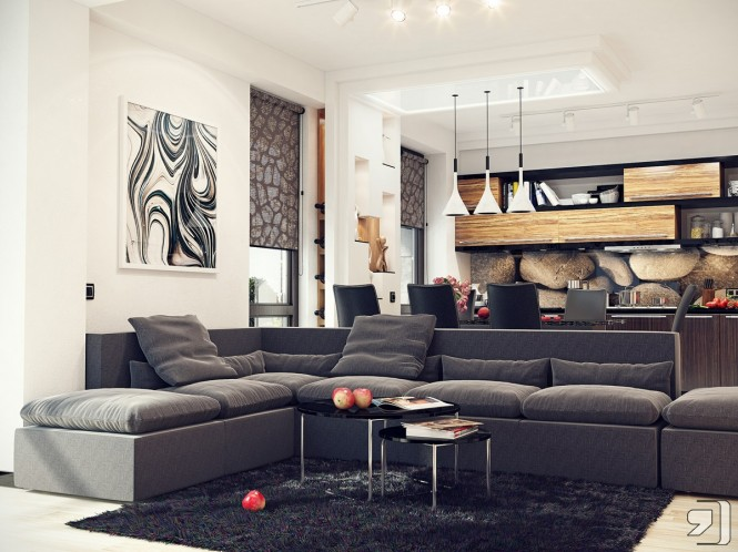 Nature-colors-living-room-kitchen-665x498