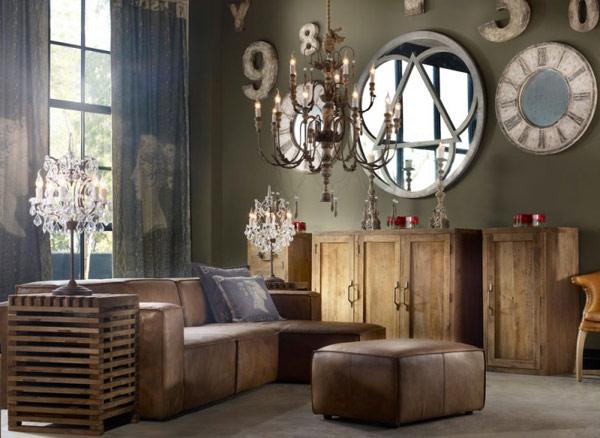 20 inspirations pour votre intérieur vintage - Red Banana Studio