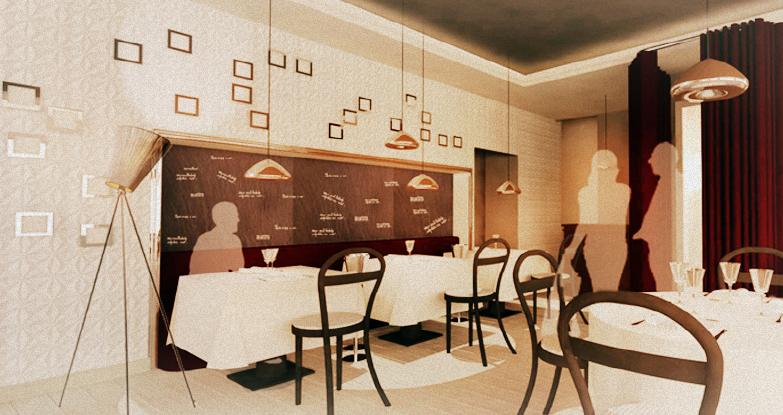 Architecte intérieur de restaurant Aix en Provence et Marseille