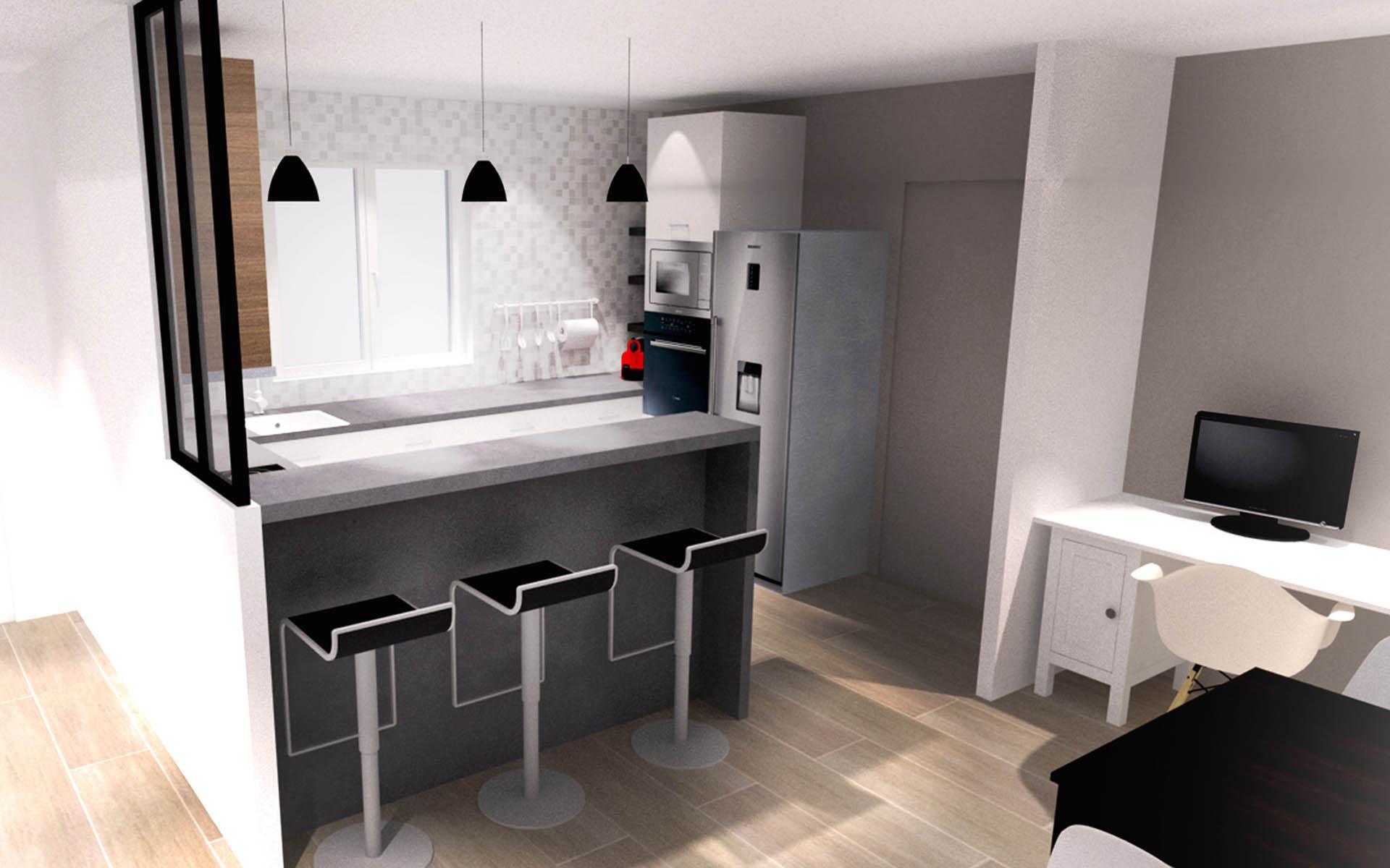 Maison puyricard red banana studio int rieur aix en for Interieur provence