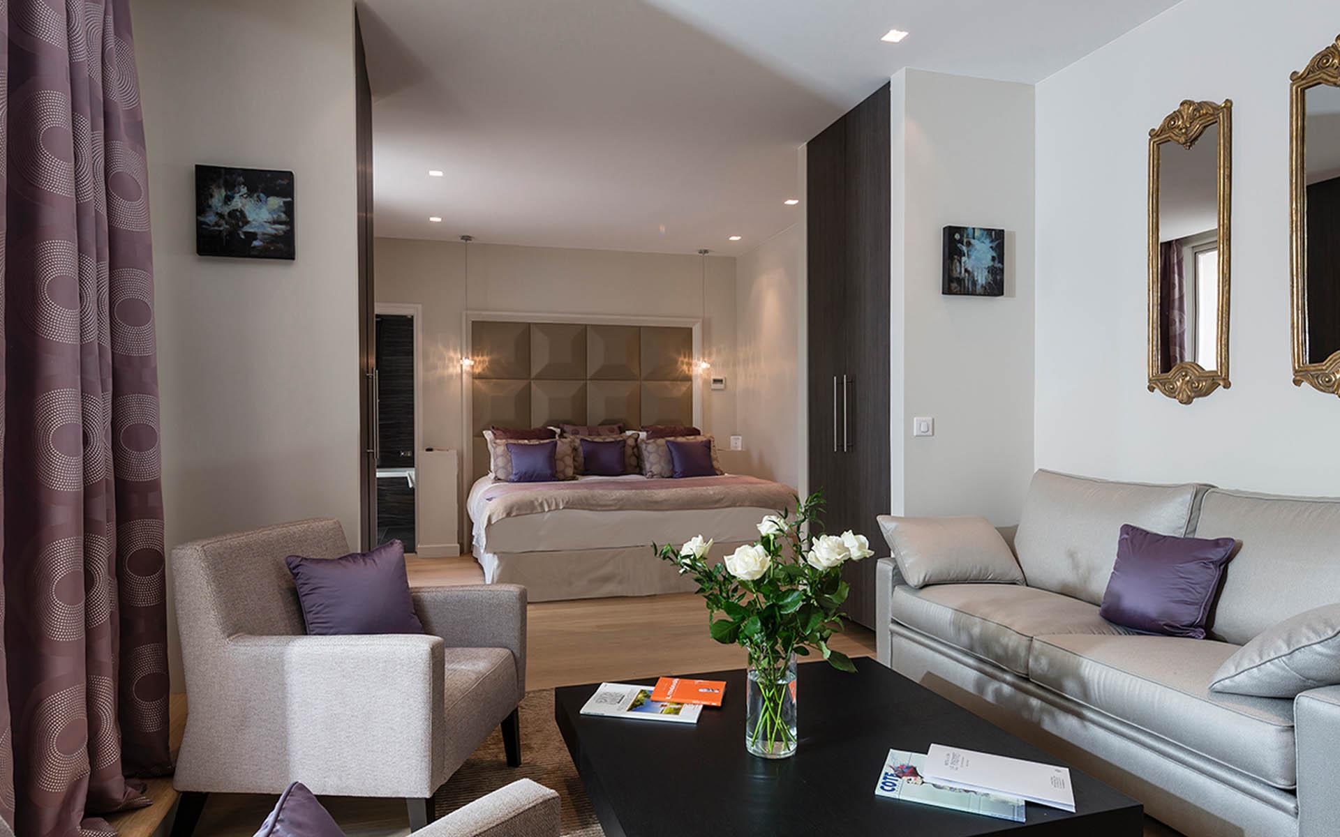 Architecte intérieur Hotel - Aix en provence 1