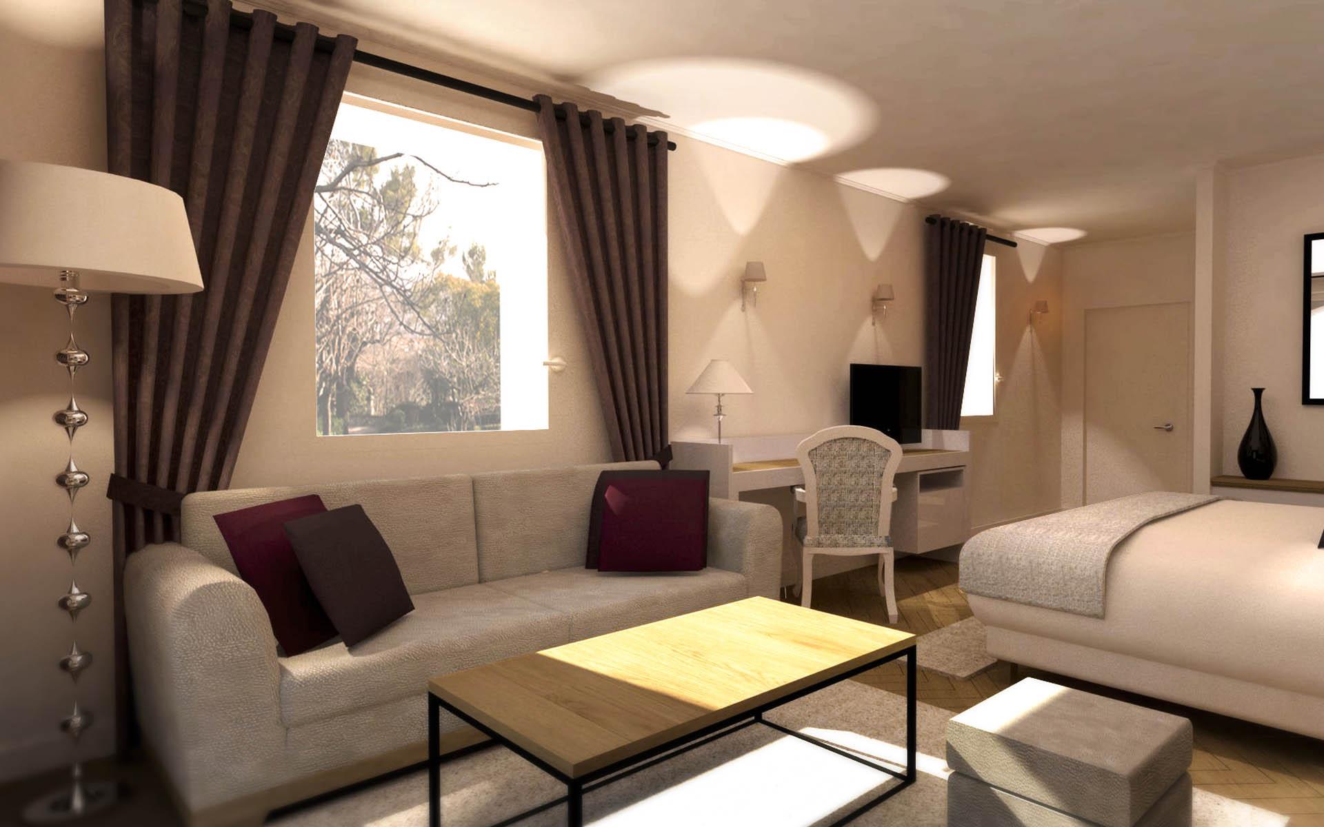 Architecte intérieur Hotel - Aix en provence 7