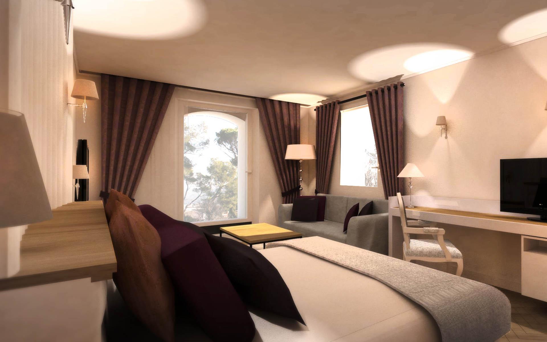 Architecte intérieur Hotel - Aix en provence 19