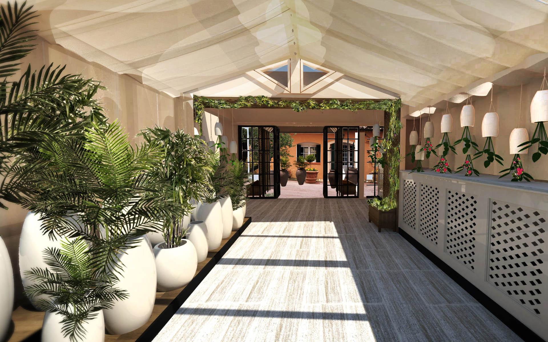 Architecte intérieur Hotel - Aix en provence 13