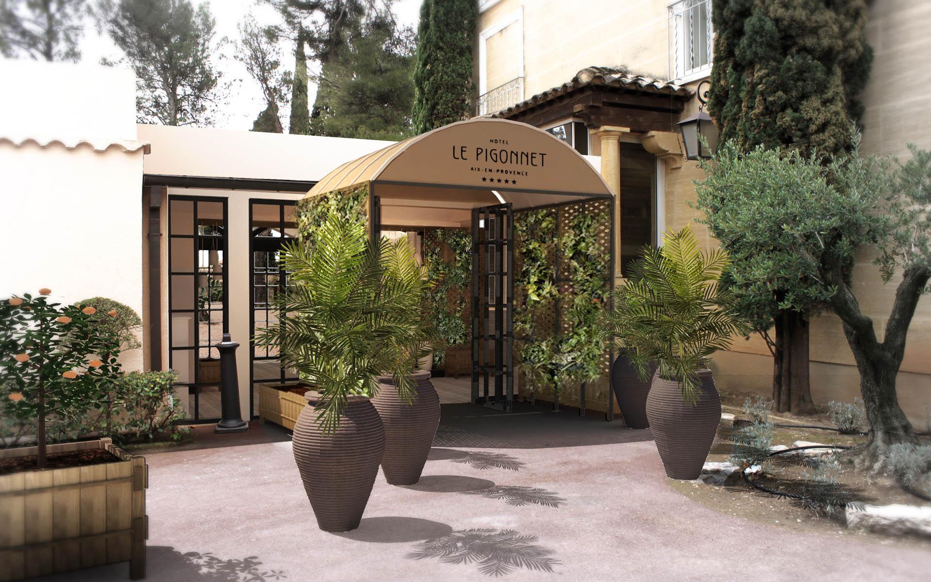 Architecte intérieur Hotel - Aix en provence 15
