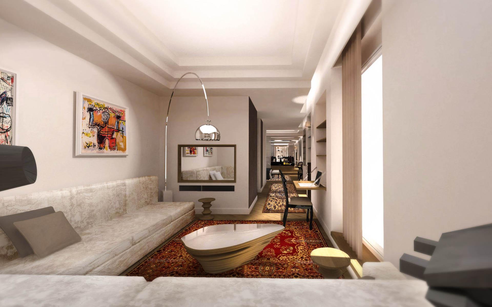 Architecte intérieur Hotel - Aix en provence 20