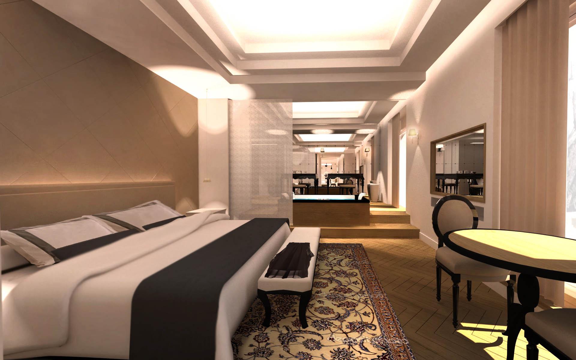 Architecte intérieur Hotel - Aix en provence 21