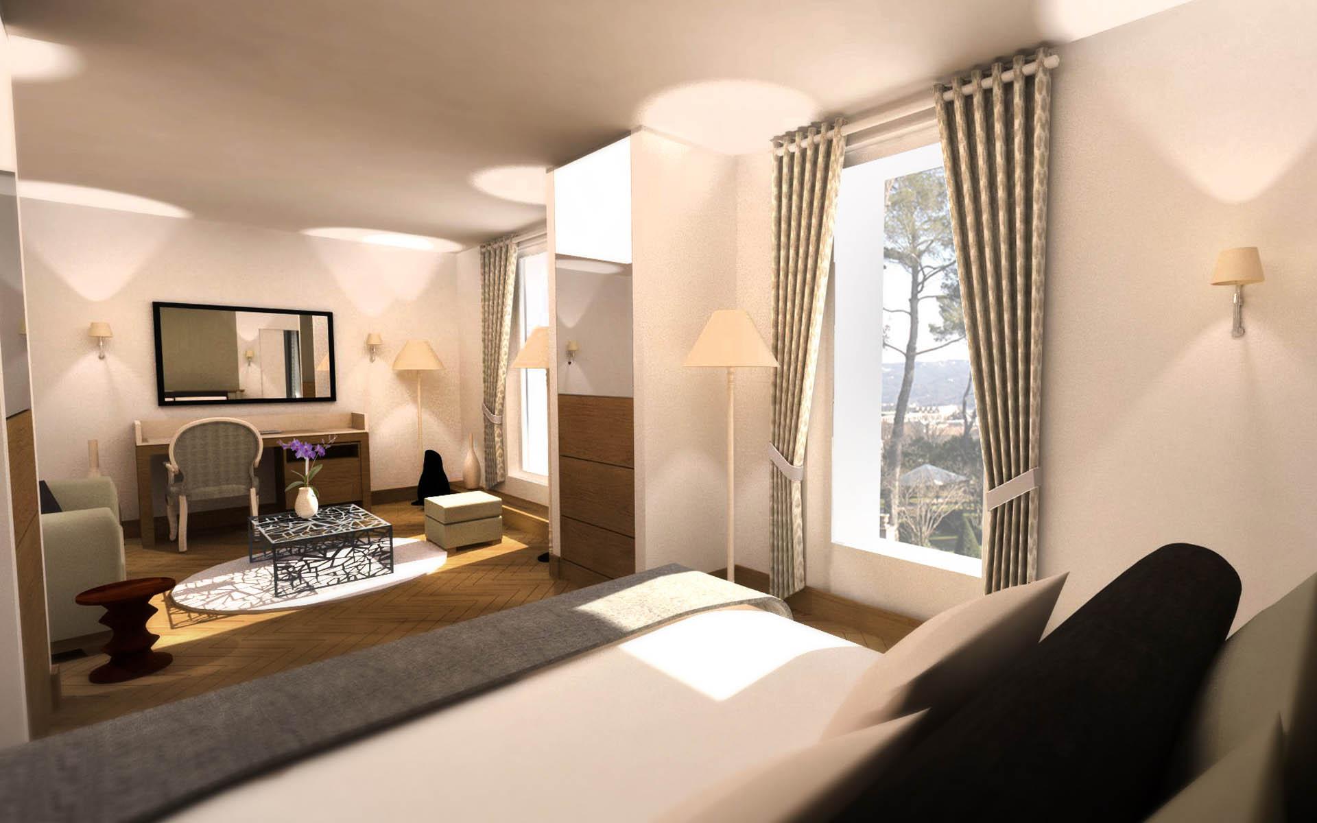 Architecte intérieur Hotel - Aix en provence 24