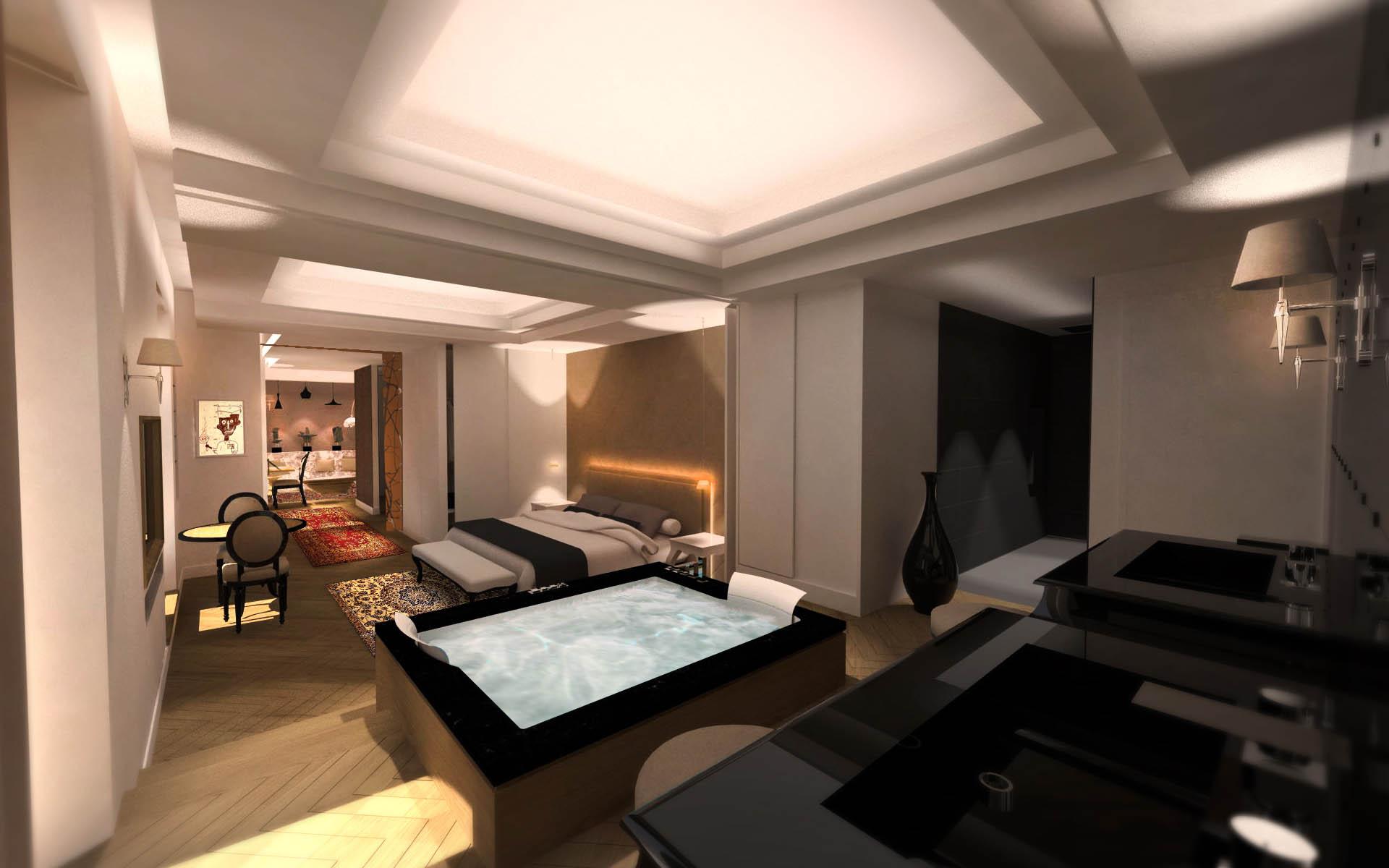 Architecte intérieur Hotel - Aix en provence 26