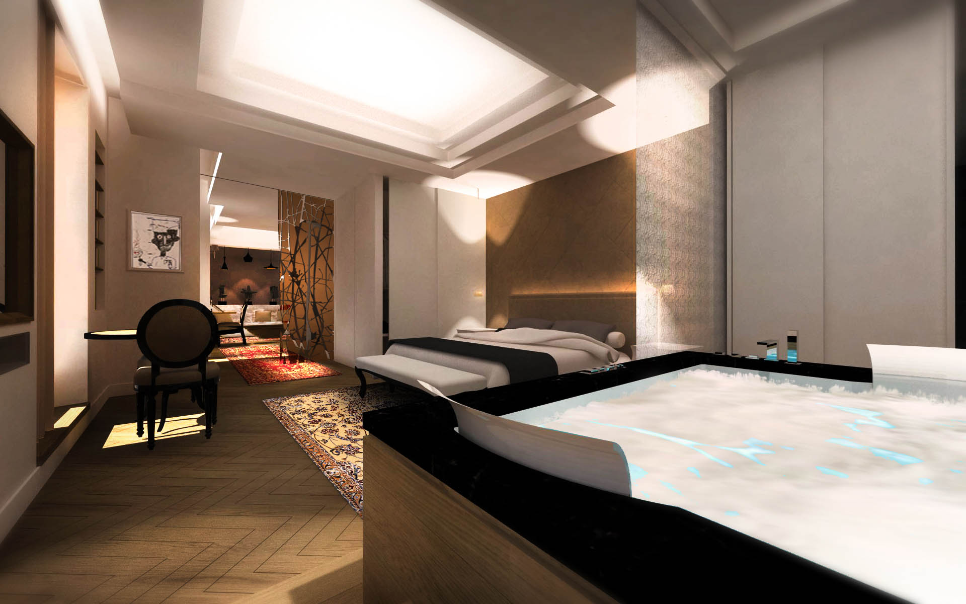 Architecte intérieur Hotel - Aix en provence 27