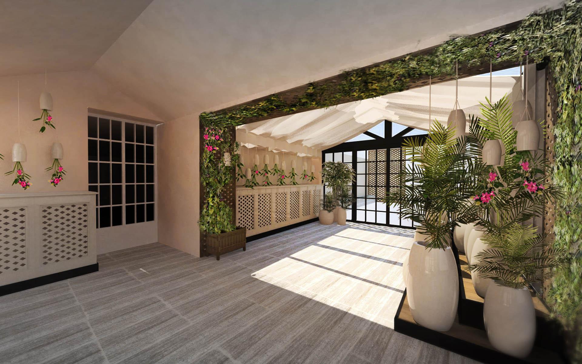 h tel de luxe aix en provence architecte d 39 int rieur red banana. Black Bedroom Furniture Sets. Home Design Ideas