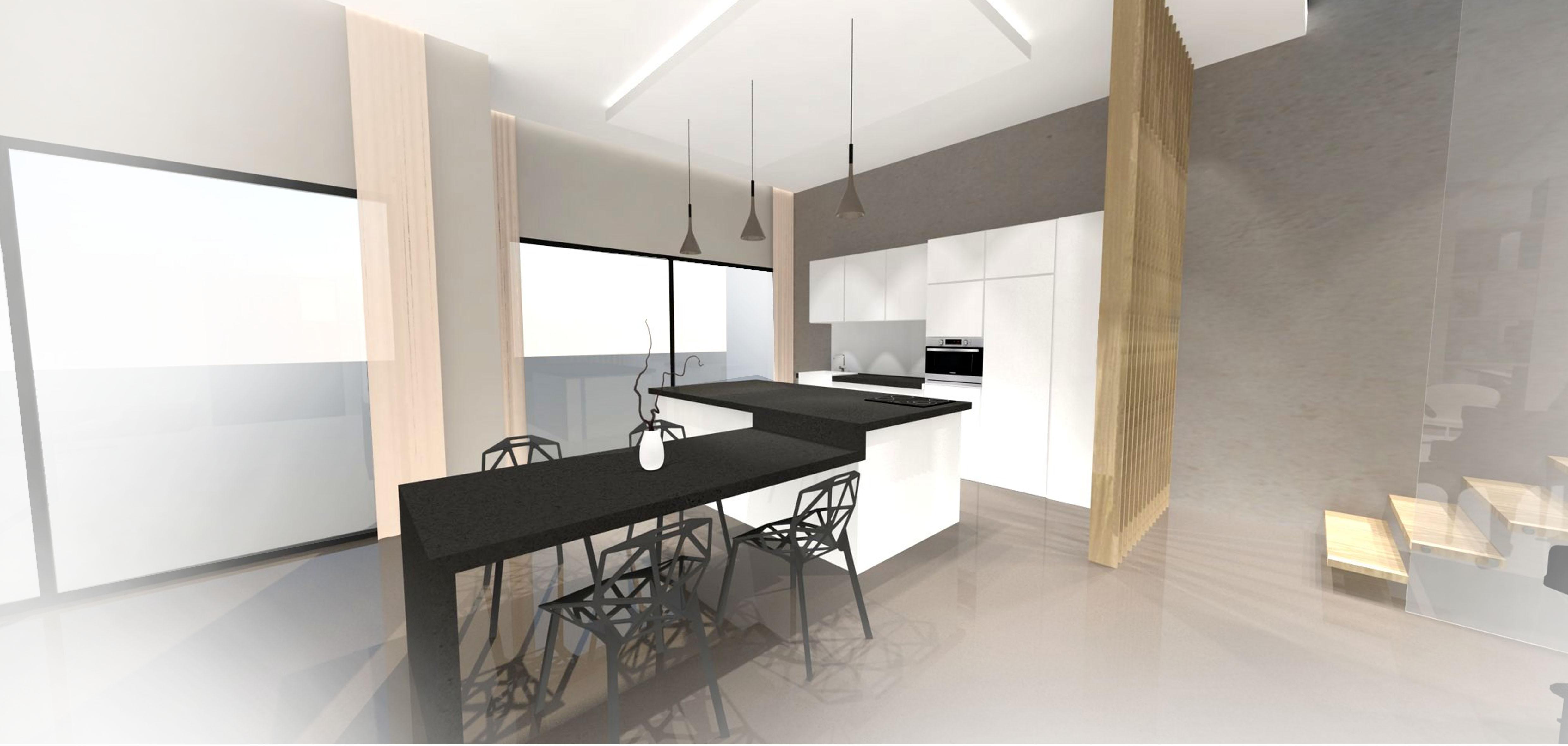 Villa Contemporaine Interieur : Villa contemporaine architecte d intérieur red banana