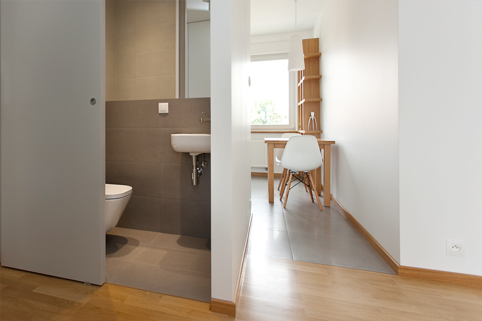 Int rieur du jour appartement design inspir par l 39 aviation for Appartement ultra design