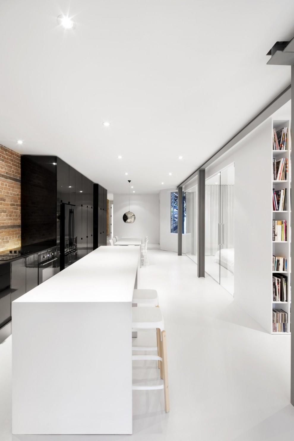 R ahbilitation d 39 un appartement montr al blog red for Cours design interieur montreal