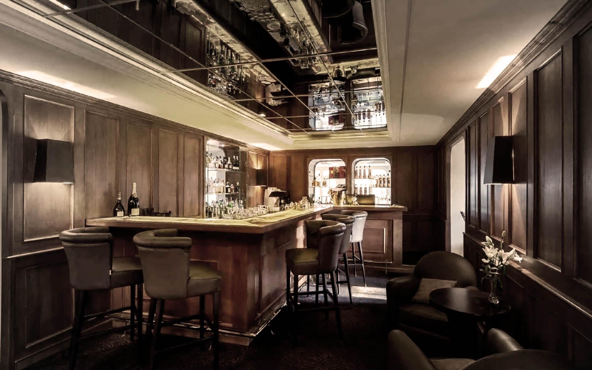 Intérieur Bar d'hotel 4