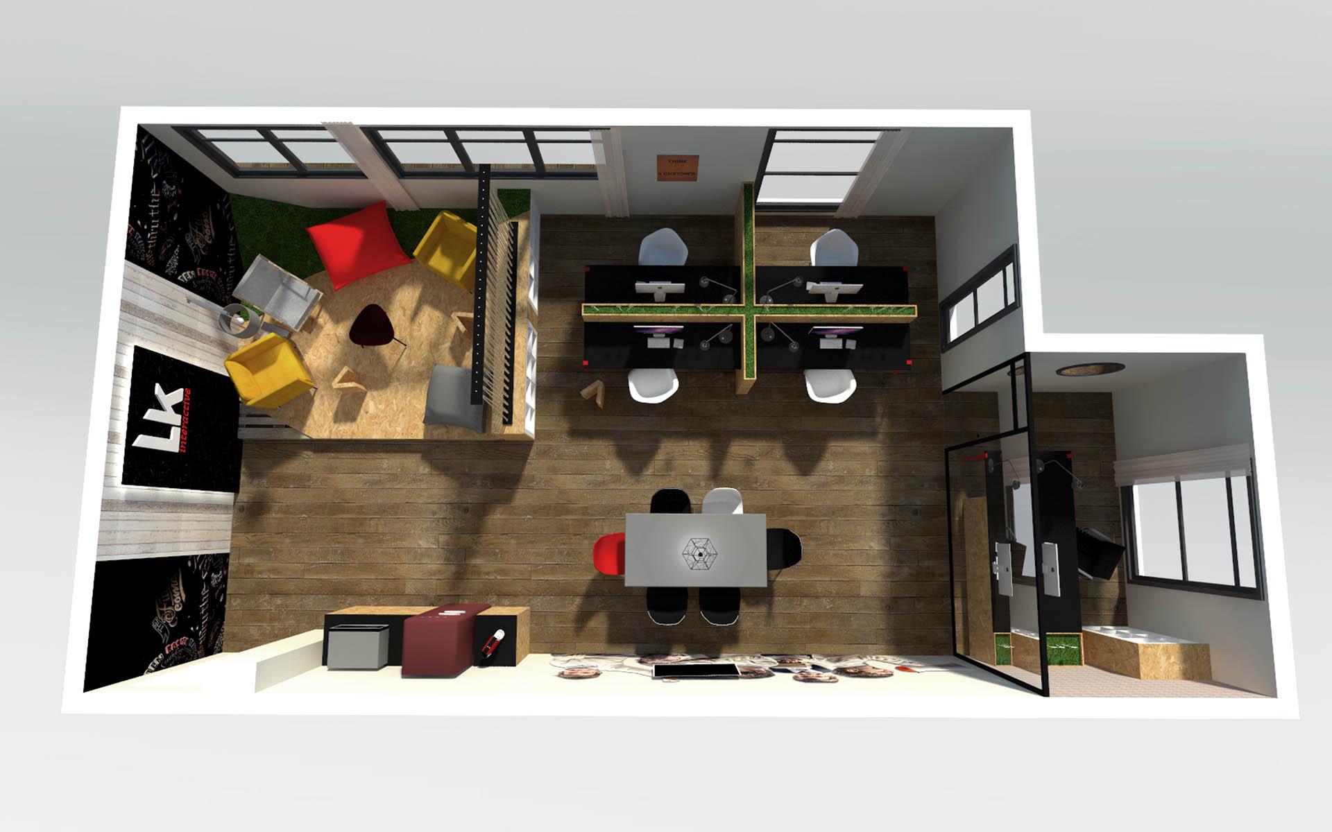 Agence Web Aix En Provence Red Banana Studio Concepteur D Int 233 Rieur