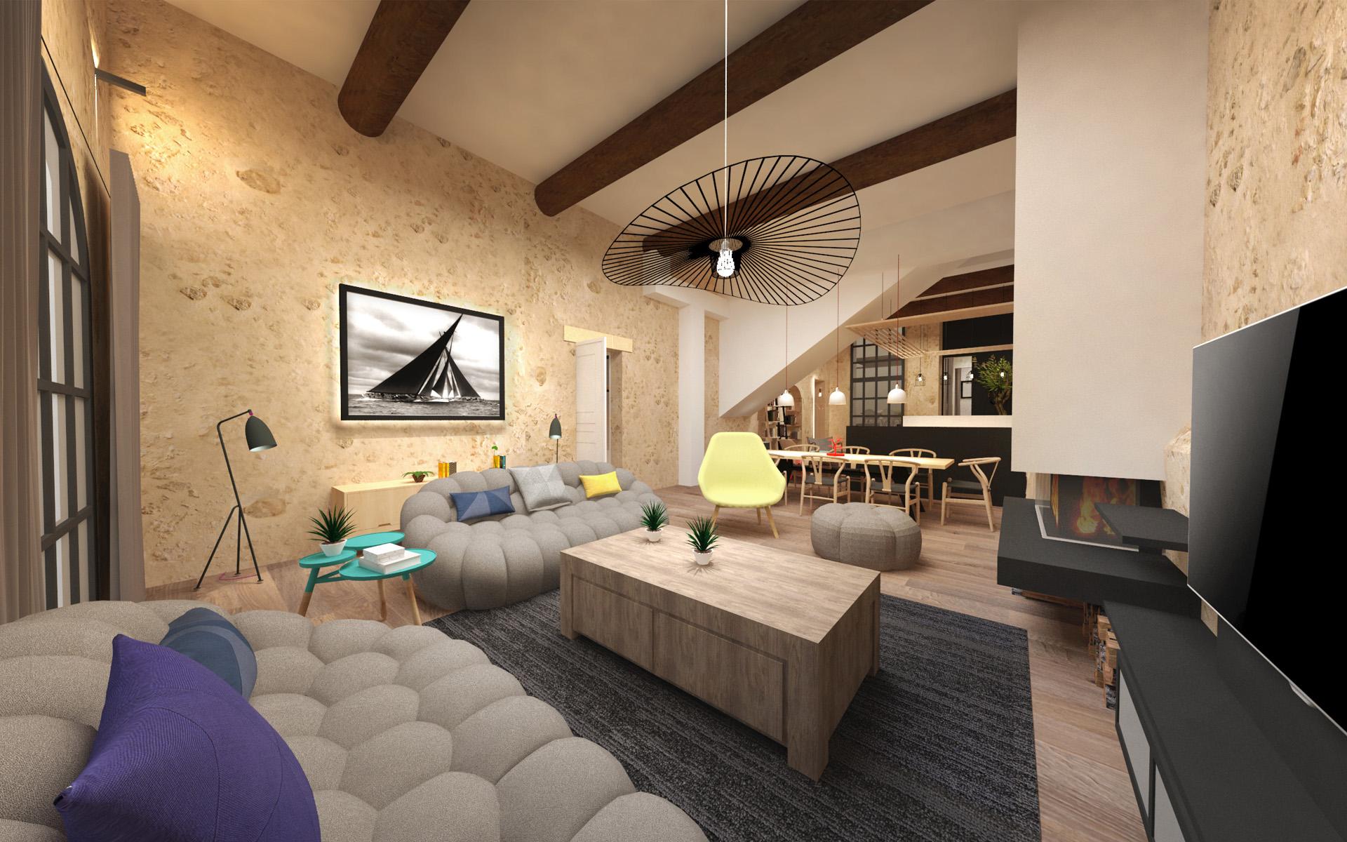 Architecture Int Rieure Red Banana Architecte D