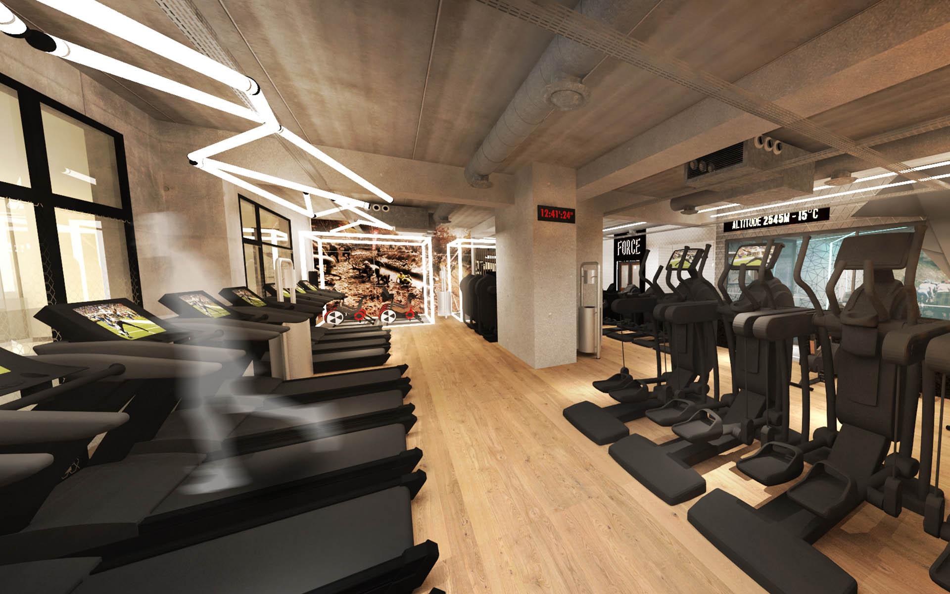metabolik concept de salle de sport aix en provence red banana studio concepteur d 39 int rieur. Black Bedroom Furniture Sets. Home Design Ideas