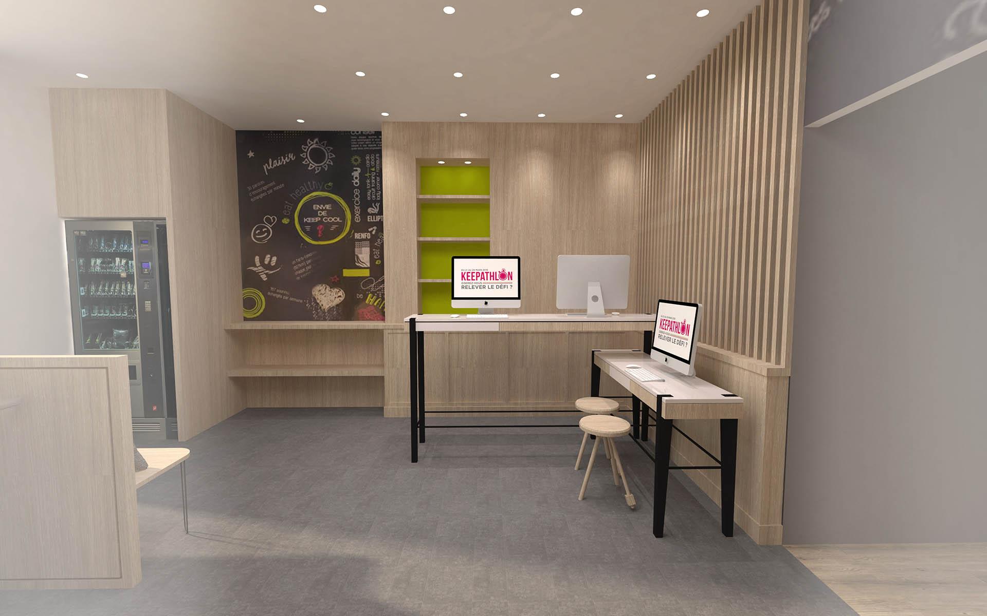 L architecte intérieur salle de sport keepcool (10)