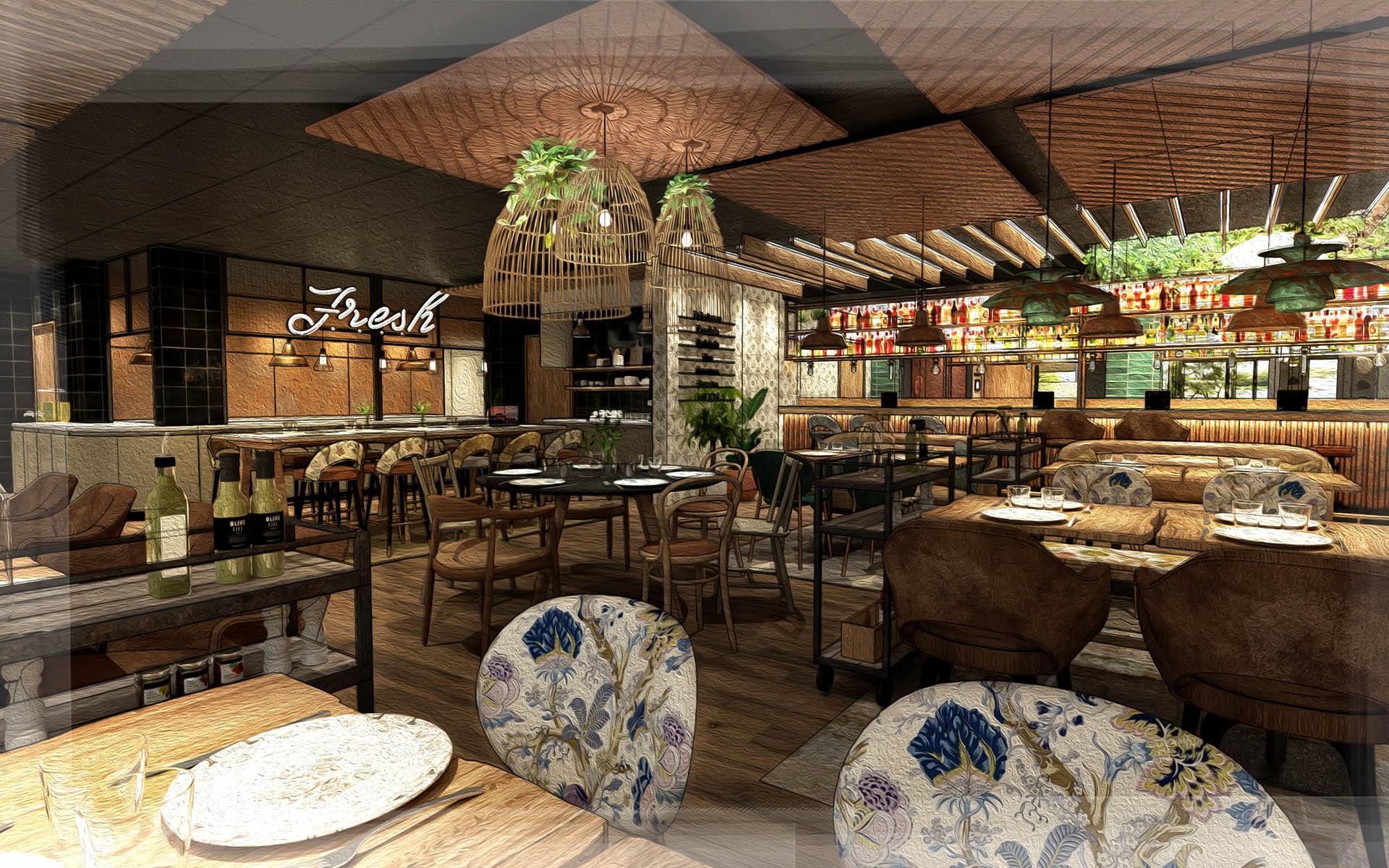 Novotel Valence Sud  - Restaurant