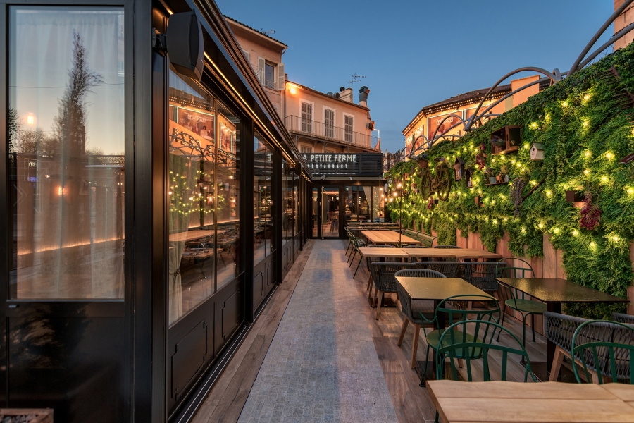 La Petite Ferme – Aix en Provence