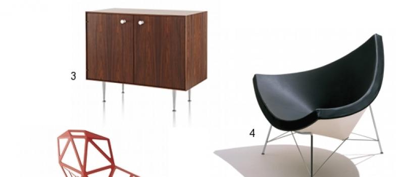 Révisez vos classiques – 6 icones du design Herman Miller