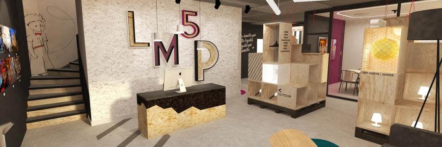 Bureau Lm5p – Aix les Milles