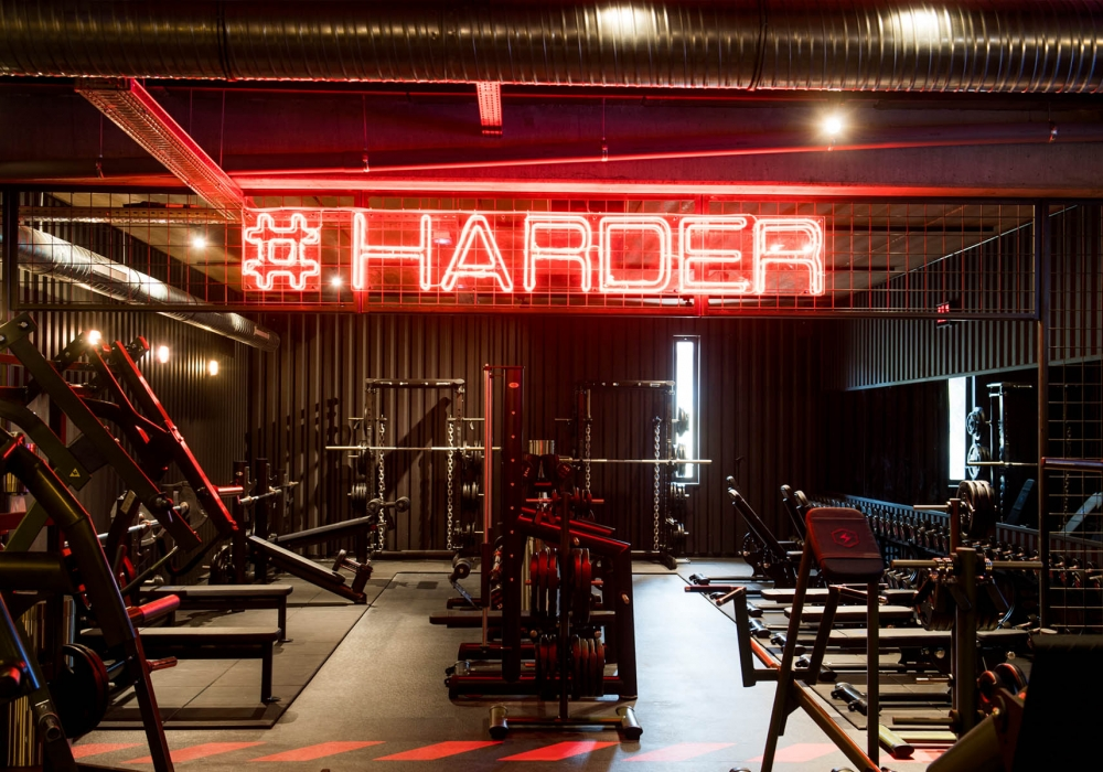 METABOLIK – Concept de salle de sport  – Aix en provence