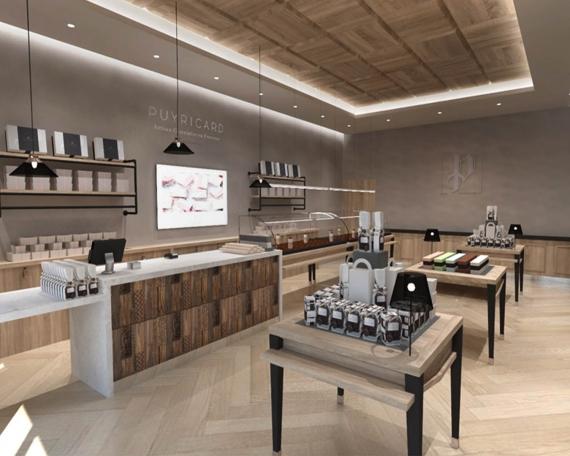 Boutique de chocolat – Puyricard Aubagne