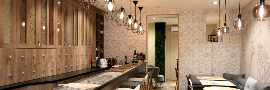 60° – La tisanerie moderne – Aix en provence