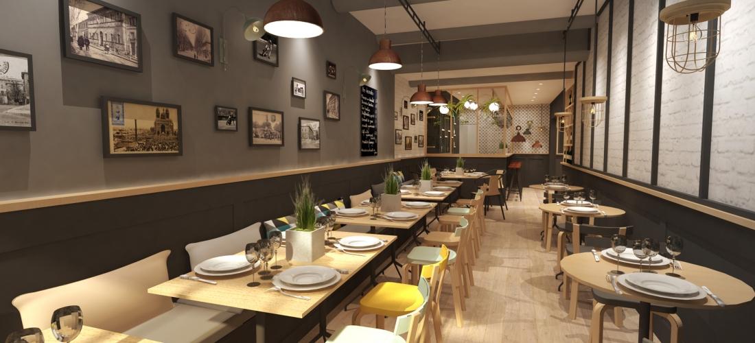 Restaurant – Aix en provence