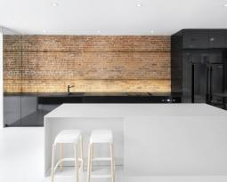 Réhabilitation d'un appartement à Montréal