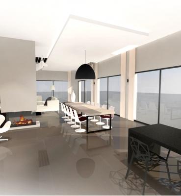 Architecture int rieure for Architecture interieure contemporaine