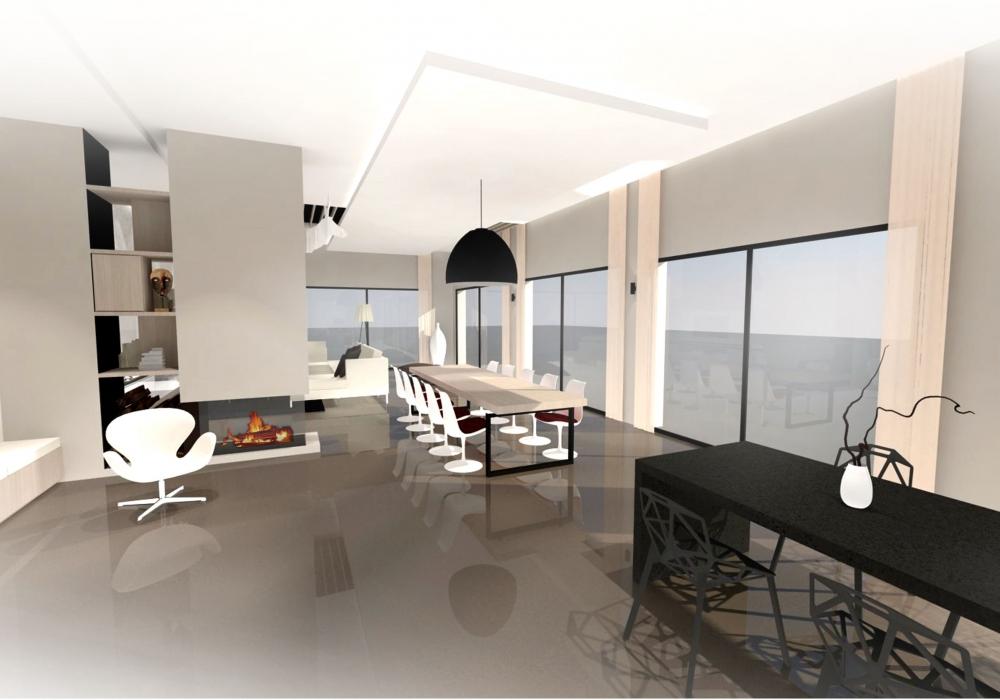 Villa contemporaine – Rognac