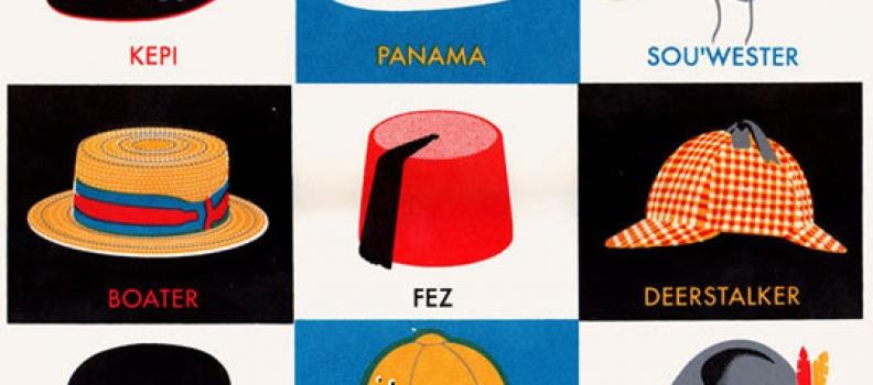 Image du jour – Quel est votre chapeau ?