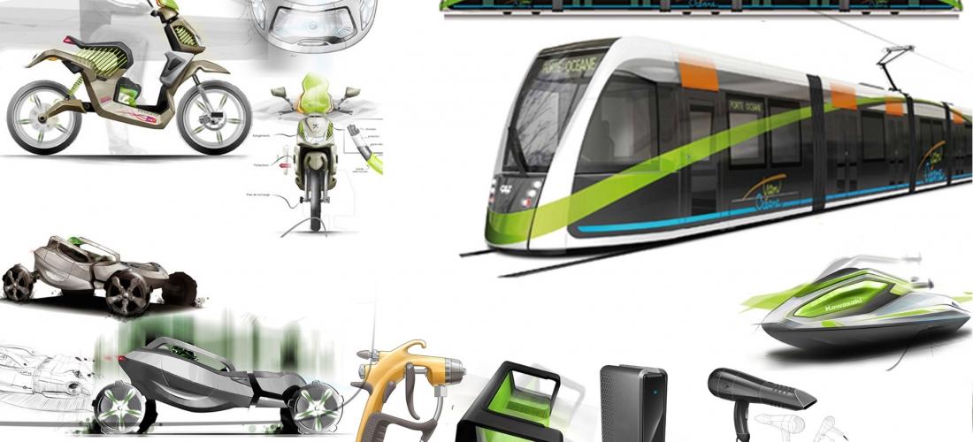 Design – Produits & Transports