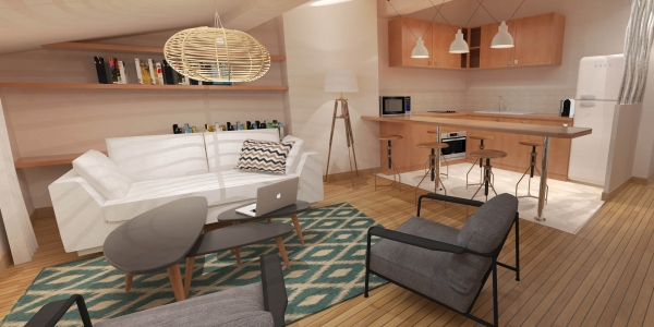 Rénovation Appartements – Saint-Tropez