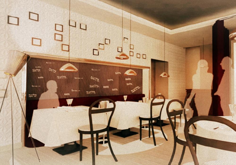 Restaurant – Vallon des Auffes, Marseille