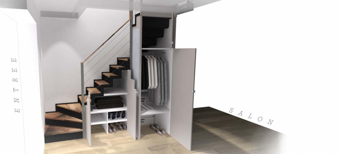 Escalier – Lambesc