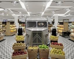 Architecture Commerciale – La nouvelle Grande Épicerie du Bon Marché